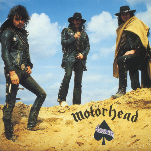 Ace of Spades Deluxe Edition by Motorhead