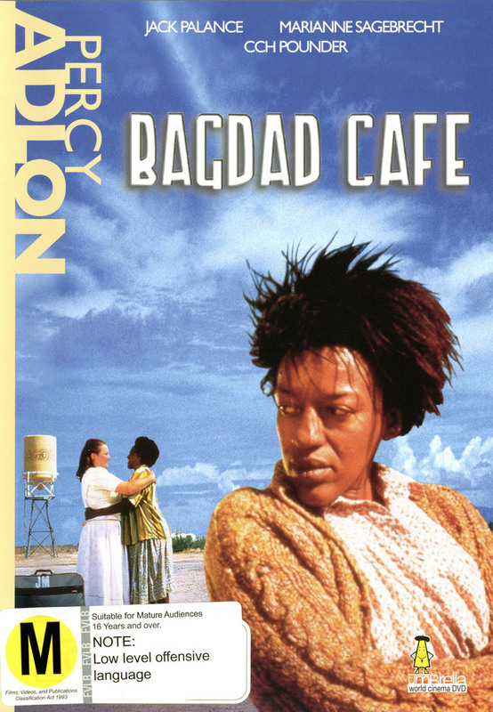 Bagdad Cafe on DVD