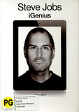 Steve Jobs iGenius DVD