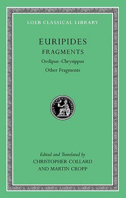 Euripides: v. VIII by * Euripides image