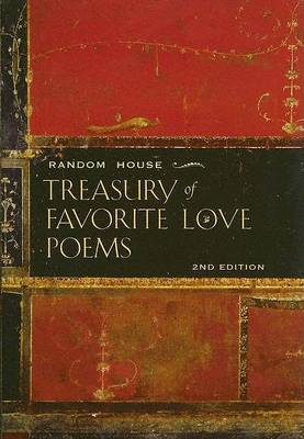 RH Treasury of Favorite Love Poems by Random House image