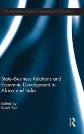 State-Business Relations and Economic Development in Africa and India image
