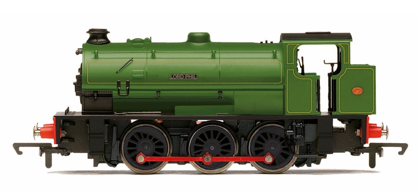 Hornby: Hunslet GPCS 0-6-0ST 'Lord Phil' J94 Class image