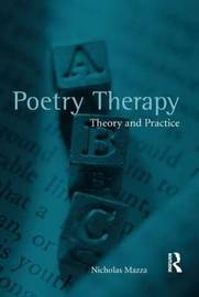 Poetry Therapy by Nicholas Mazza