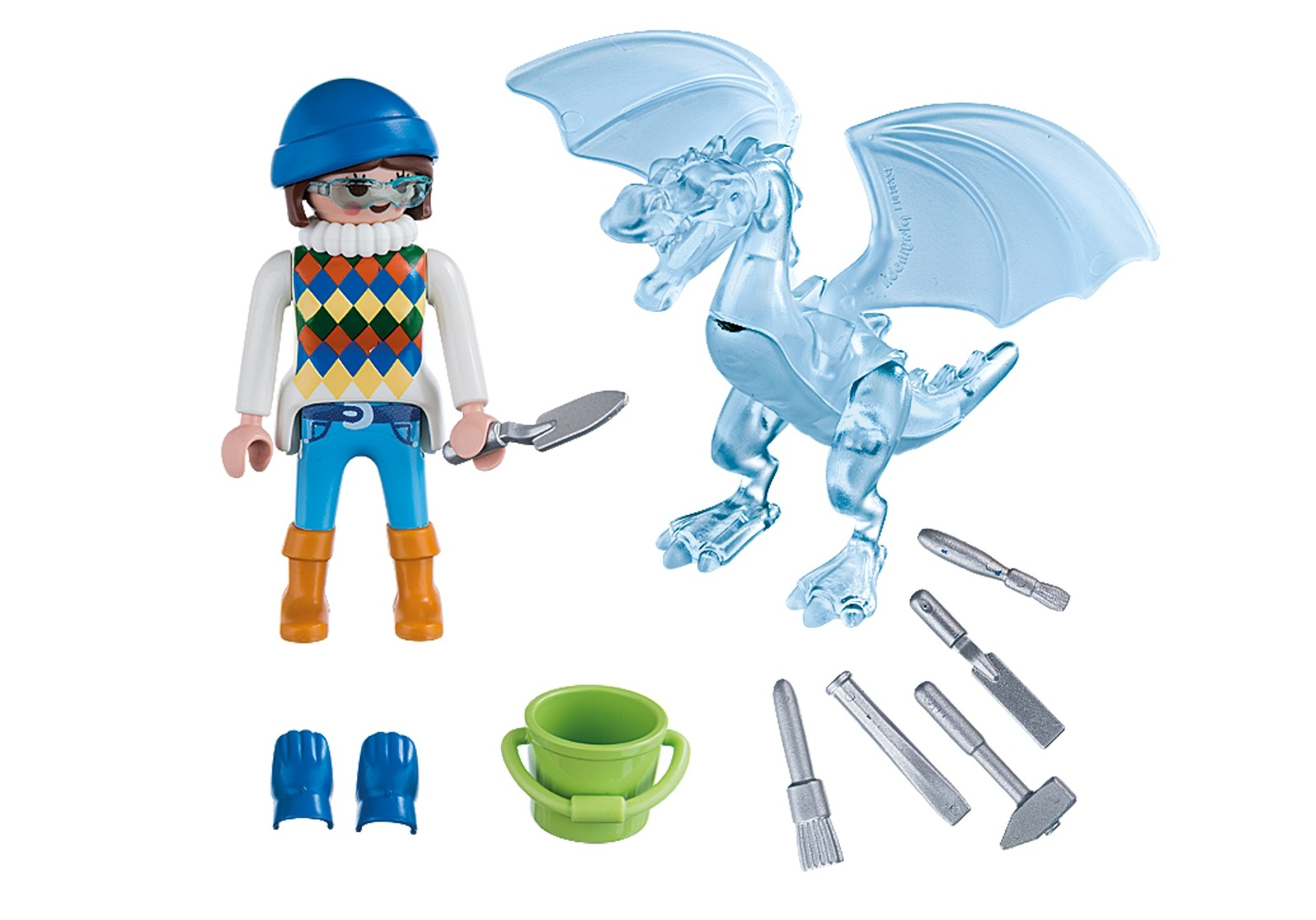Playmobil: Special Plus - Ice Sculptor image
