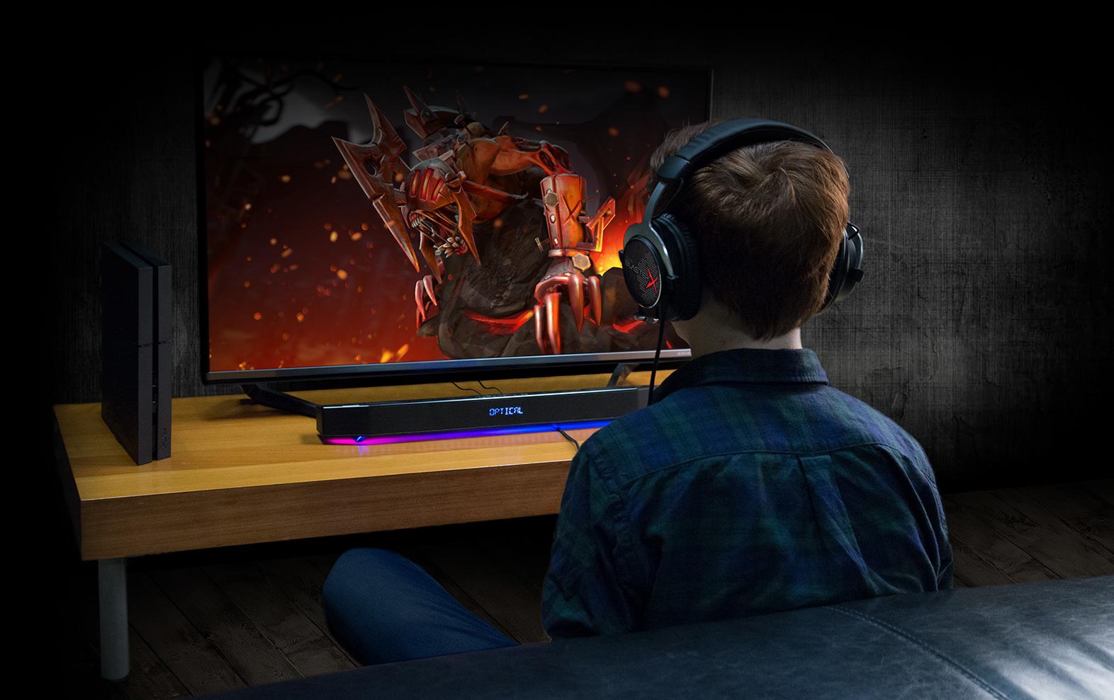Creative Sound BlasterX Katana image