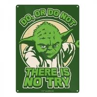 Star Wars: Wall Art - Yoda Try