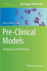 Pre-Clinical Models