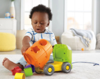 Fisher-Price: Laugh & Learn - Sort & Spill Learning Truck