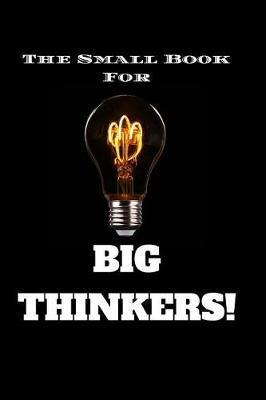 The Small Book For Big Thinkers by Duke Sasuke image