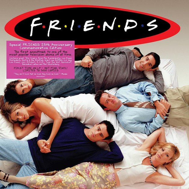 Friends Soundtrack (Limited Vinyl) by Various