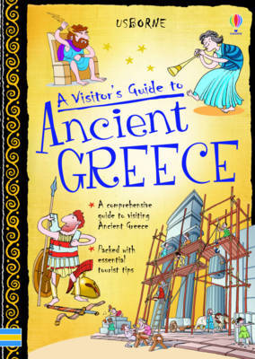 Ancient Greece by Lesley Sims image