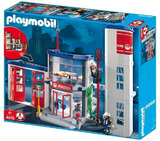 Playmobil - Fire Station (4819)