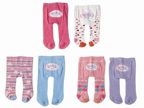 Baby Born - Tights Collection