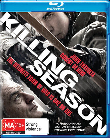 Killing Season on Blu-ray image