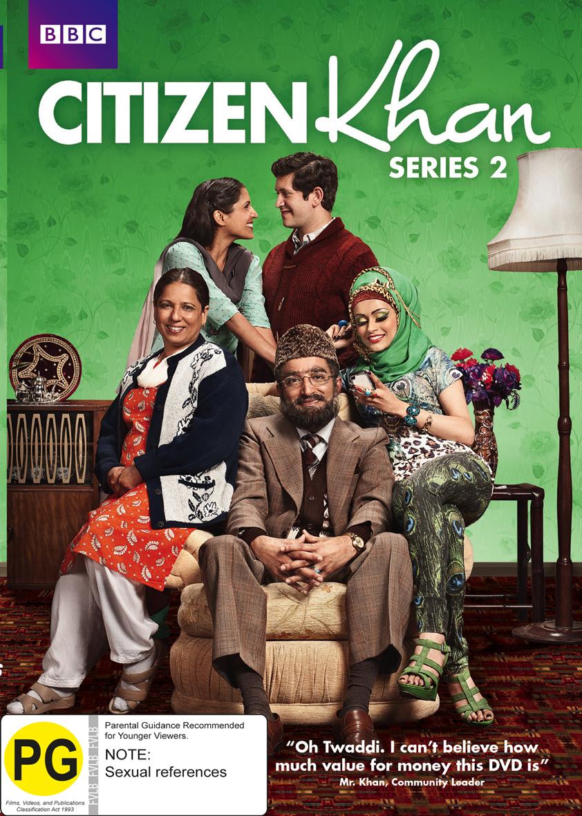 Citizen Khan - Series 2 on DVD image