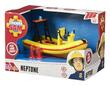Fireman Sam - Vehicle & Accessory Set - Neptune