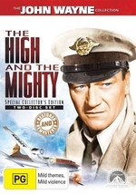 High And The Mighty, The - Special Collector's Edition (John Wayne Collection) (2 Disc Set) on DVD