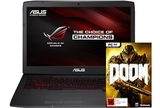 "ASUS ROG G751JY-T7419T 17.3"" Gaming Laptop i7 4870HQ 32GB GTX 980M 4GB"