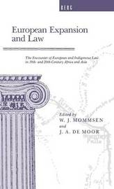 European Expansion and Law