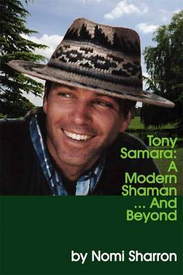 Tony Samara: v. 1 and 2 by Nomi Sharron image