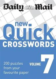 The Daily Mail: New Quick Crosswords 7 image