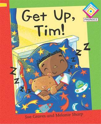 Get Up, Tim! by Sue Graves image