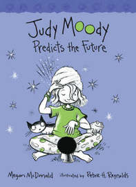 Jm Bk 4: Judy Moody Predicts The Future by Megan McDonald image