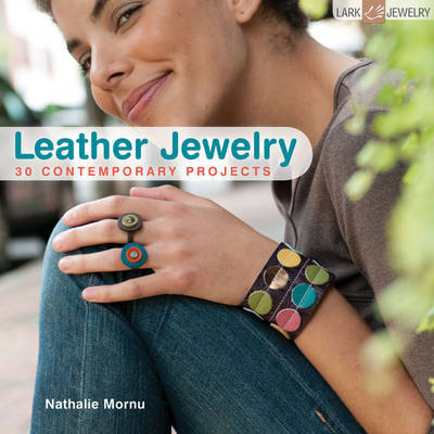 Leather Jewelry by Nathalie Mornu