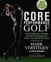 Core Performance Golf by Mark Verstegen image