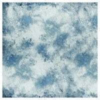 Snow Terrain Neoprene Gaming Mat (3x3)