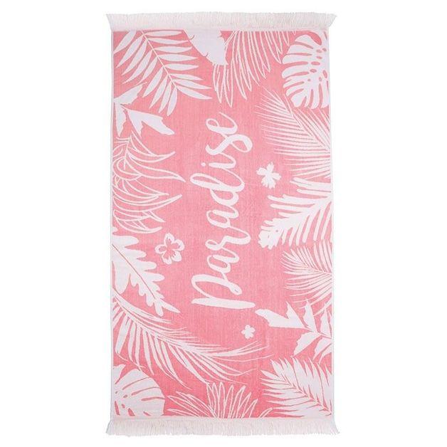 Bambury Egyptian Cotton Beach Towel (Paradise)