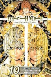 Death Note: v. 10 by Tsugumi Ohba