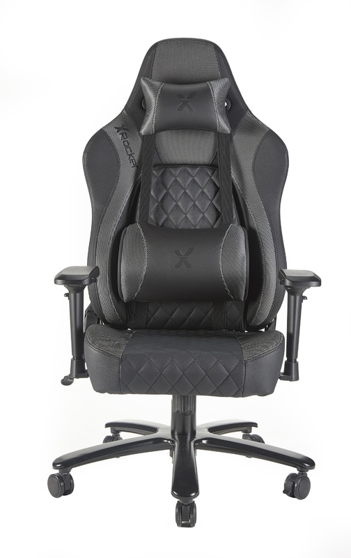 X Rocker Delta Limited Edition Gaming Chair for PC Games