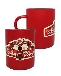 Fallout 76: Nuka-World Steel Mug