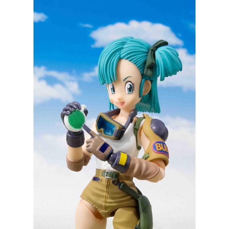 DB: Bulma - P-Bandai Tamashii Exclusive - S.H.Figuarts Figure image