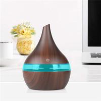 Natural Aroma 300ml Essential Oil Diffuser - Darkwood
