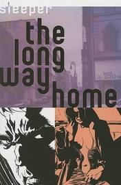 Sleeper Book Four the Long Way Home by E. Brubaker