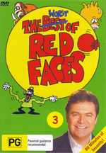 Best And Worst Of Red Faces, The - Vol. 3 on DVD
