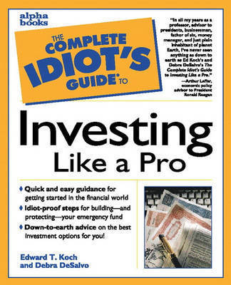The CIG to Investing Like a Pro by Gordon Williamson