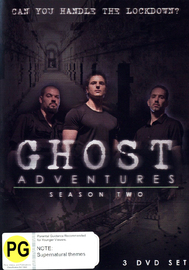 Ghost Adventures - Season 2 on DVD