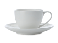 Maxwell & Williams - Cashmere Round Demi Cup & Saucer (100ml) image