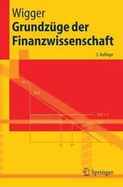 Grundzuge Der Finanzwissenschaft by Berthold U Wigger