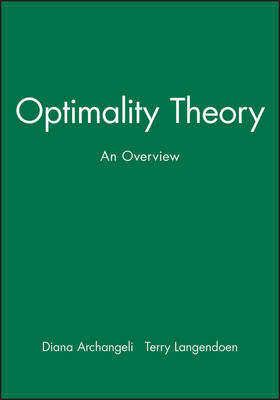Optimality Theory image