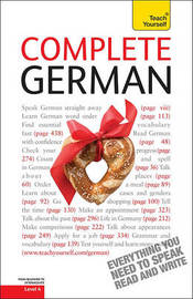 Complete German, Level 4 by Paul Coggle (Westminster University University of Westminister Westminster University University of Westminister Westminster University University of image