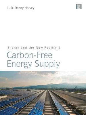 Energy and the New Reality 2 by L.D. Danny Harvey image