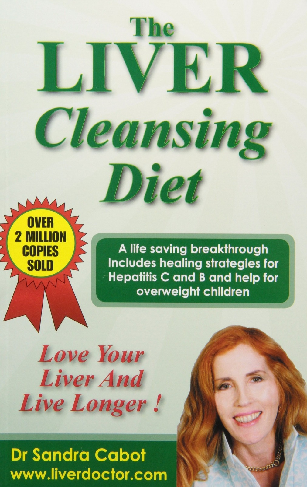 The Liver Cleansing Diet by Sandra Cabot image
