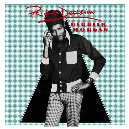 People Decision (LP) by Derrick Morgan