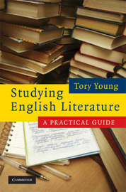 Studying English Literature by Tory Young