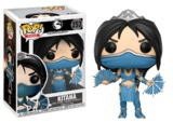Mortal Kombat - Kitana Pop! Vinyl Figure